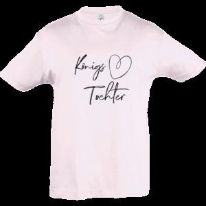 T-Shirt Königstochter